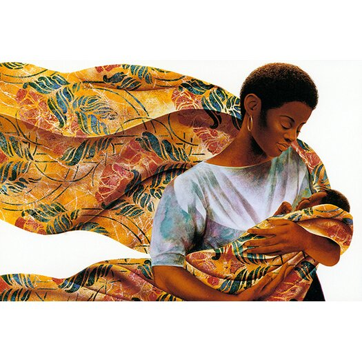 iCanvas 'Beloved' by Keith Mallett Graphic Art on Canvas