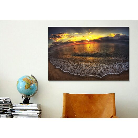iCanvas 'Another Day in Paradise' by Sebastien Lory Photographic Print on Canvas