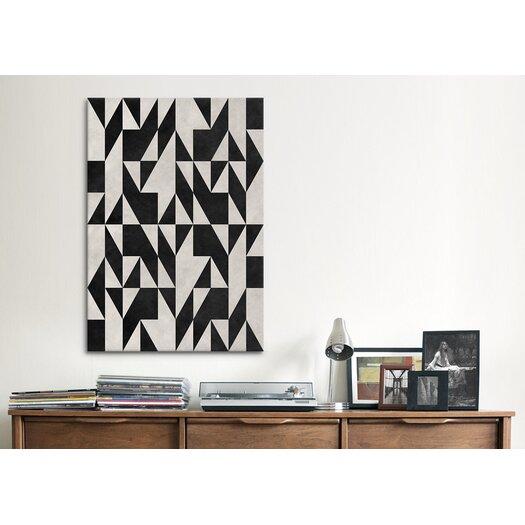 iCanvas Modern Art Psicodelia Graphic Art on Canvas