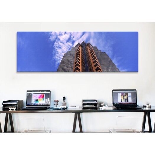 iCanvas Panoramic Sacramento, California Photographic Print on Canvas