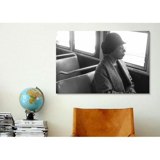 iCanvas African-American Culture 'Rosa Parks' Photographic Print on Canvas