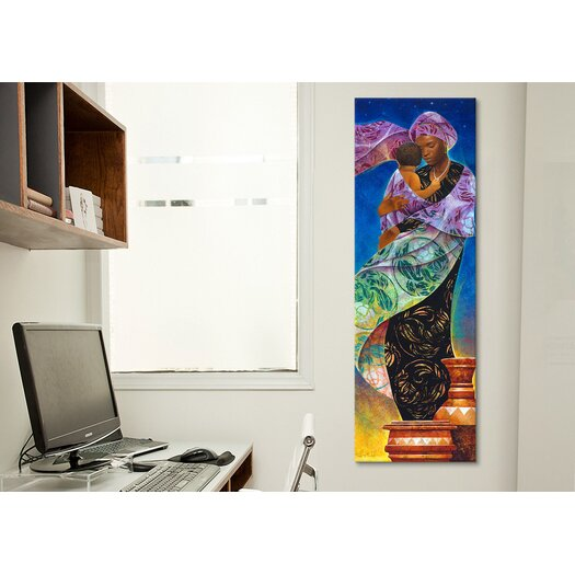 "iCanvas ""Usiku, Night"" Canvas Wall Art by Keith Mallett"