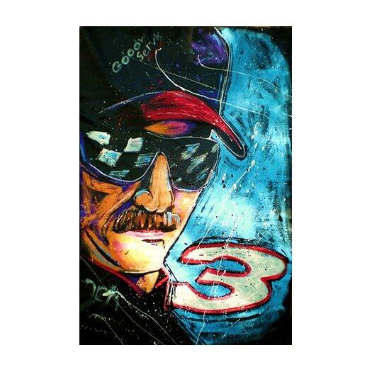 iCanvas Dale Earndhart Canvas Print Wall Art