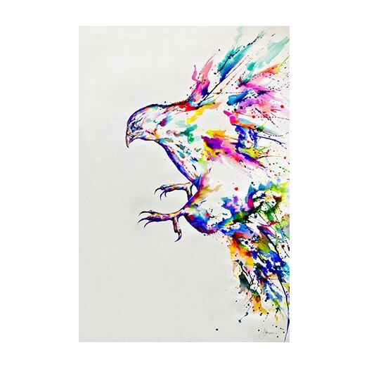 iCanvasArt Hyperion (3) Canvas Print Wall Art