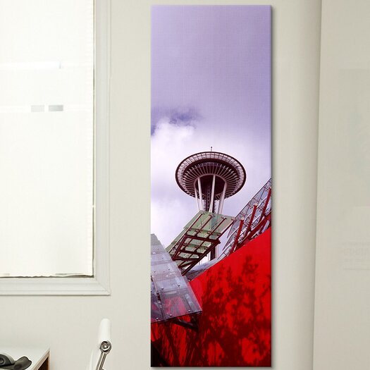iCanvas Panoramic 'Space Needle, Seattle, King County, Washington State' Photographic Print on Canvas