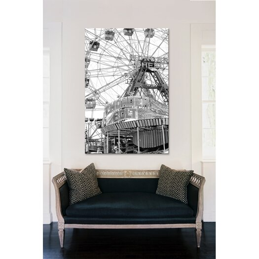 iCanvas 'Coney4' by Chris Bliss Photographic Print on Canvas