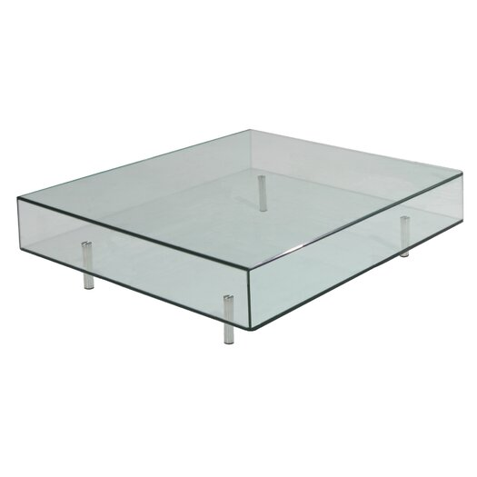 Arron Square Coffee Table