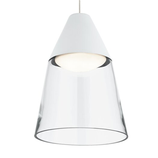 Tech Lighting Masque 1 Light Monopoint Mini Pendant