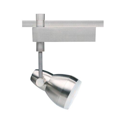 Tech Lighting Om 1-Circuit 1 Light Ceramic Metal Halide T4 20W Track Light Head with 30° Beam Spread