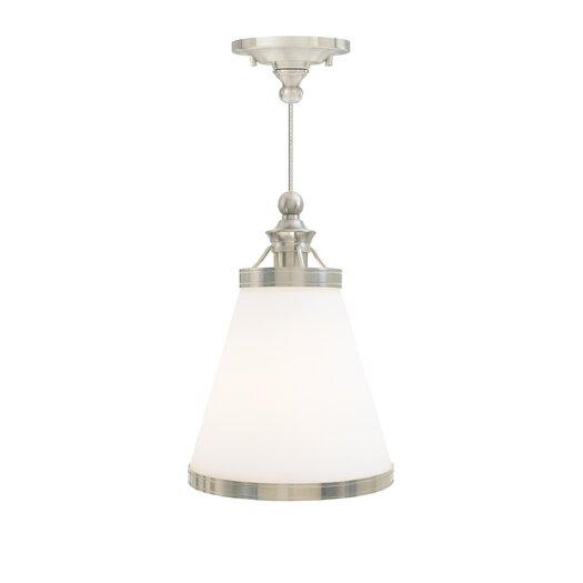 Tech Lighting Benton 1 Light Mini Pendant