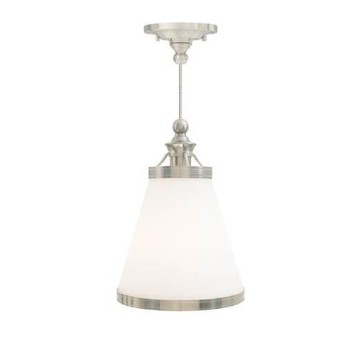 Tech Lighting Benton 1 Light Mini Pendant