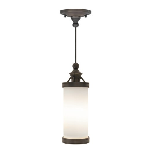 Tech Lighting Bridgeport 1 Light Mini Pendant