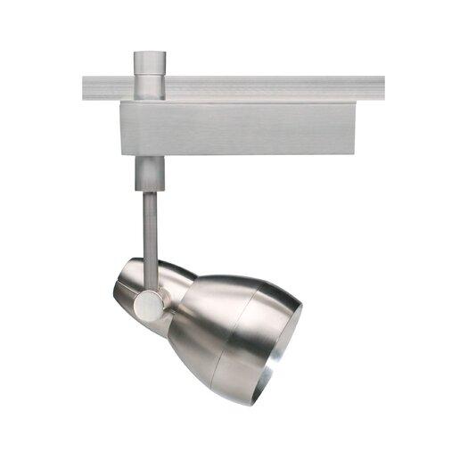 Tech Lighting Om Powerjack 1 Light Ceramic Metal Halide T4 70W Track Light Head with 60° Beam Spread