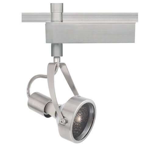 Tech Lighting Sportster 1-Circuit 1 Light Ceramic Metal Halide PAR30 Long Track Light Head