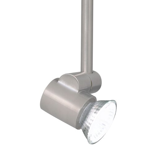 Tech Lighting Tweak Powerjack 1 Light Ceramic Metal Halide MR16 Track Light Head