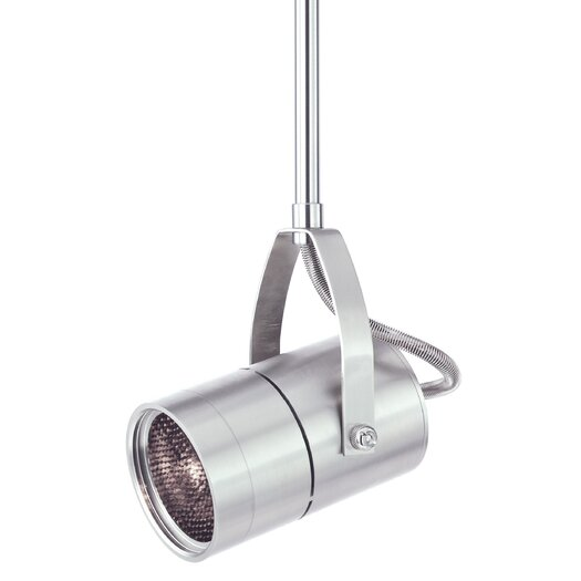 Tech Lighting Spot 2-Circuit 1 Light Incandescent PAR20 Track Light Head