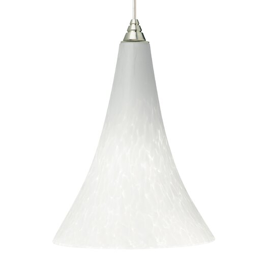 Tech Lighting Melrose 2KD 2-Circuit 1 Light Mini Pendant