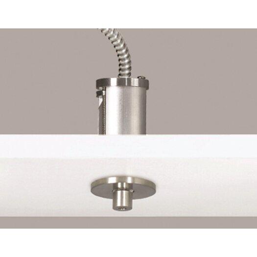 Tech Lighting Line-Voltage Port Alone Semi Flush