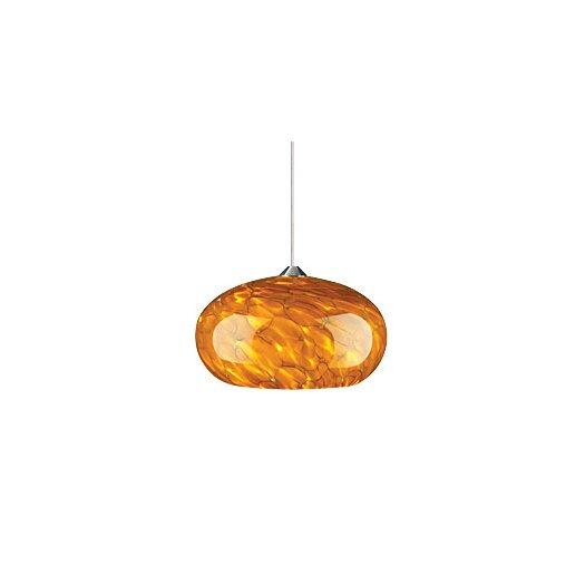 Tech Lighting Meteor Frit 1 Light FreeJack Pendant