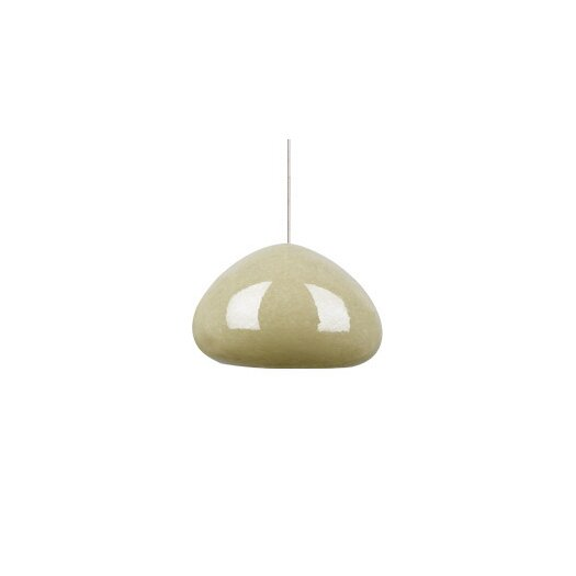 Tech Lighting River Rock 1 Light FreeJack Soft Round Pendant