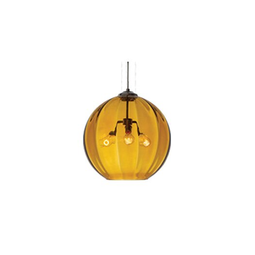 Tech Lighting World 3 Light Pendant