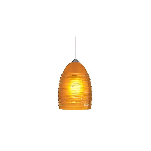 Tech Lighting Small Nest 1 Light FreeJack Pendant