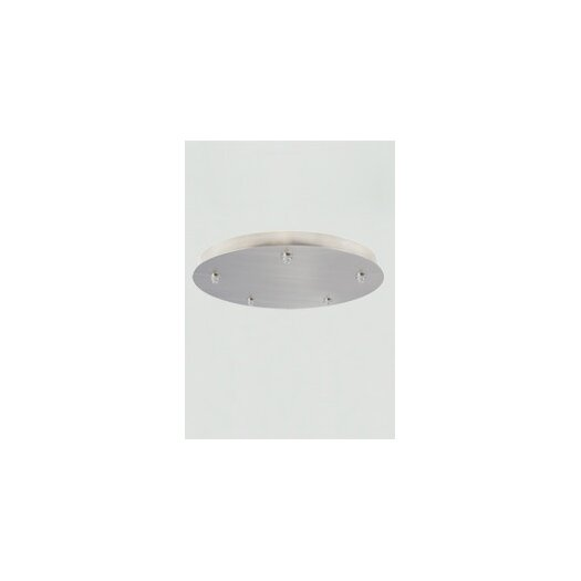 Tech Lighting FreeJack 5-Port Round Canopy