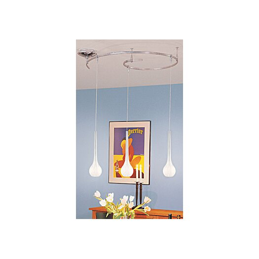 Tech Lighting Savoy 1 Light Monorail Pendant