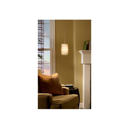Tech Lighting Fab 1 Light Two-Circuit Monorail Pendant