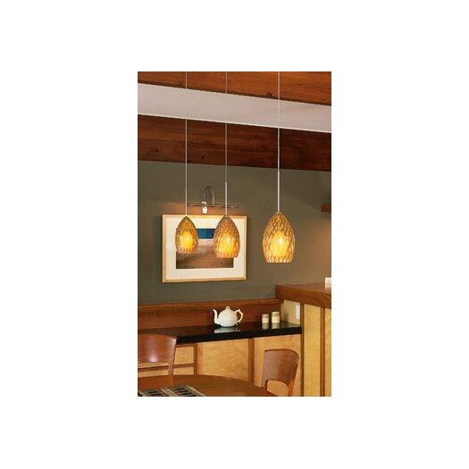 Tech Lighting Firebird 1 Light Monorail Pendant