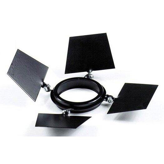 Tech Lighting Barndoors Track Head Shield