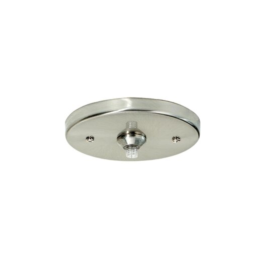 "Tech Lighting 4"" Monopoint Canopy with Swivel"