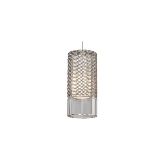 Tech Lighting Manchon 1 Light Two-Circuit Monorail Pendant