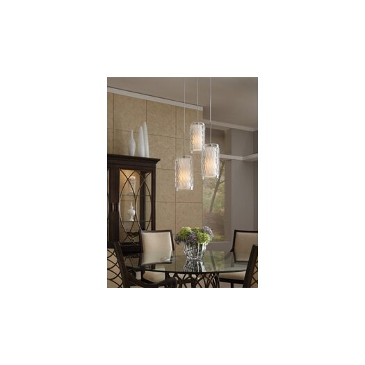 Tech Lighting Liza 1 Light Grande Pendant