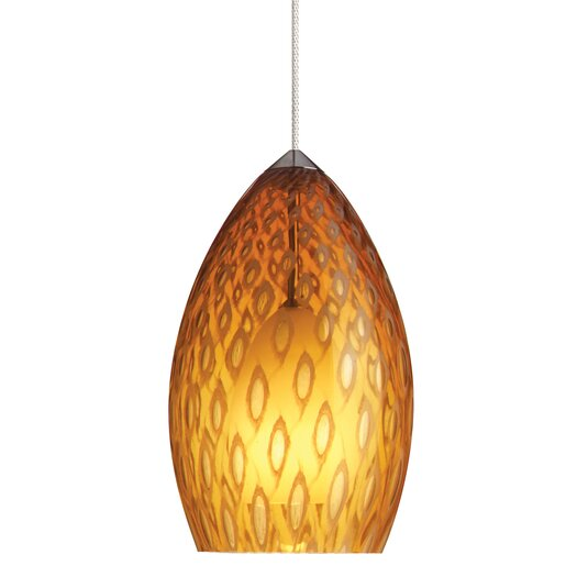 Tech Lighting 1 Light Firebird Pendant