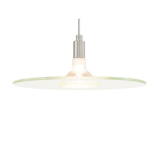 Tech Lighting Biz 1 Light Monopoint Pendant