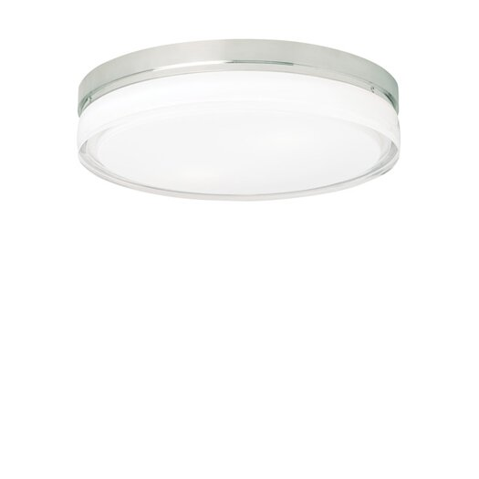 "Tech Lighting Cirque 2.2"" H x 6""W Flush Mount"
