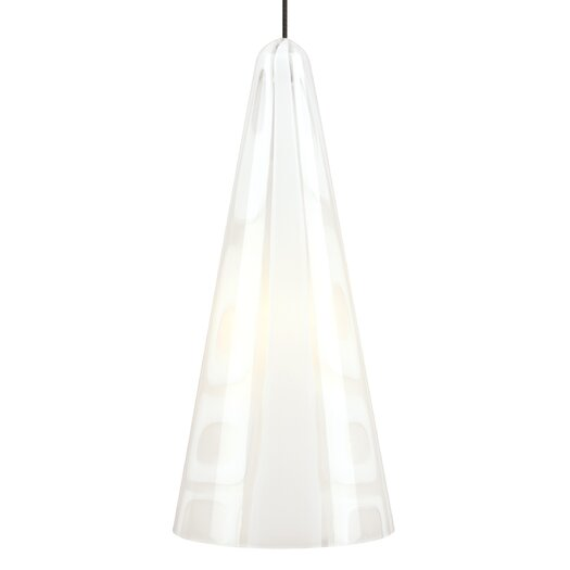Tech Lighting Niko 1 Light Two-Circuit Monorail Pendant