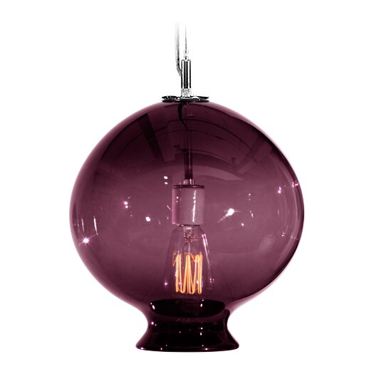 Tempo Luxury Home Collection Vesuvius Juno 1 Light Pendant