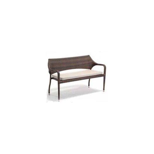Residenz Sarzana Stackable 2-Seater Garden Bench Cushion