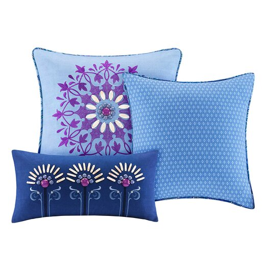 echo design Jakarta Square Decorative Pillow