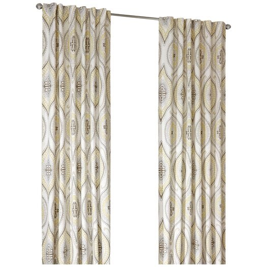 echo design Lanterna Cotton Curtain Panel