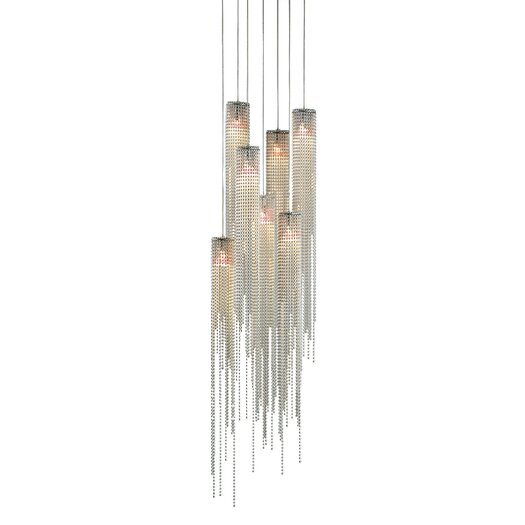 Nova Bead 7 Light Pendant