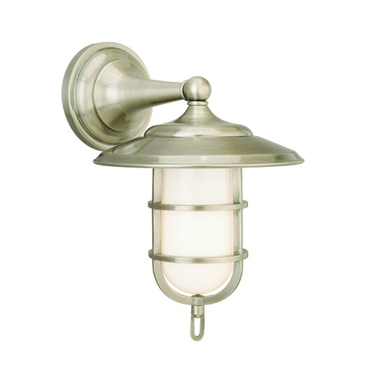 Hudson Valley Lighting Rockford 1 Light Wall Lantern