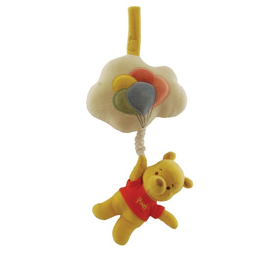 My Natural Disney Baby Winnie the Pooh Musical Mobile