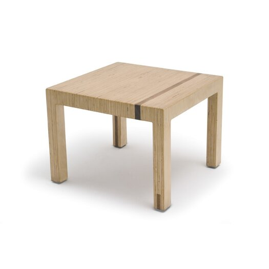 Context Furniture Narrative End Table