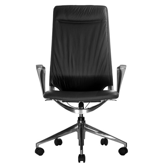 Wobi Office Marco II High-Back Leather Chair