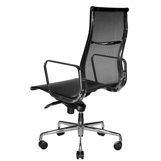 Wobi Office Reed High-Back Mesh Chair