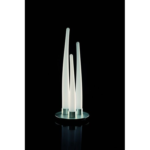 "Contempo Lights Inc Barcelo LED 26"" H Table Lamp"