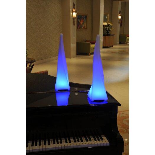 "Contempo Lights Inc LuminArt Matrix I 22"" H Table Lamp"